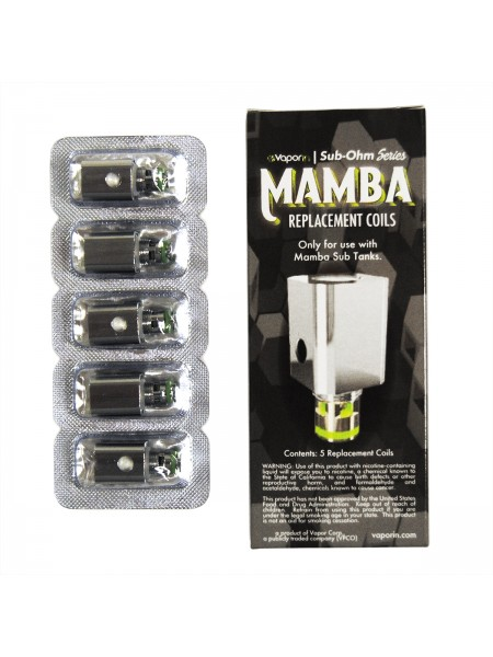 Mamba Replacement Coils (5 pack)