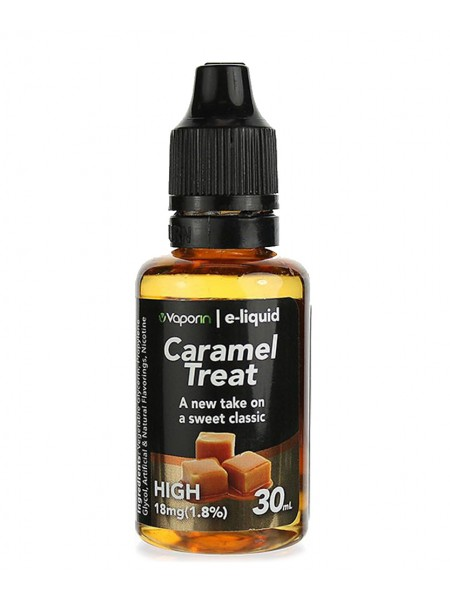 Caramel Treat E-liquid - 30ml