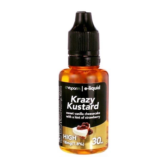 Krazy Kustard  E-liquid - 30ml