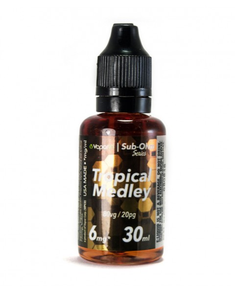 Tropical Medley eLiquid SOS