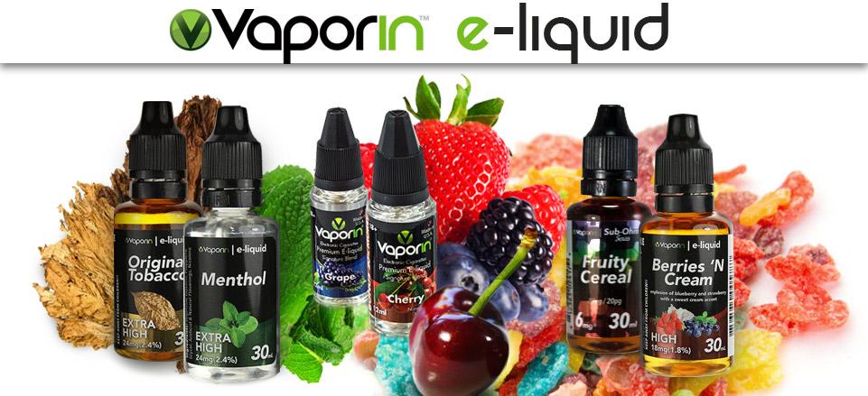 Vaporin E-Liquid