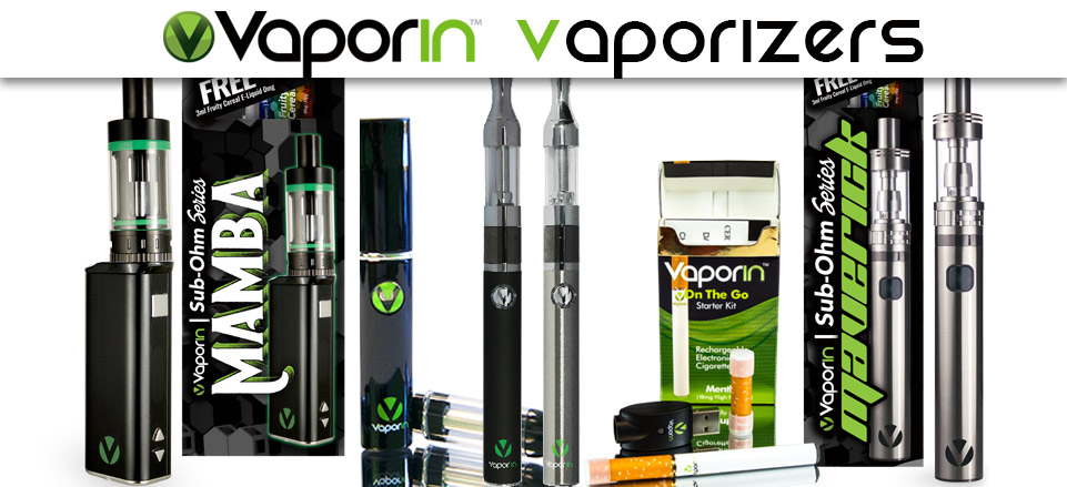 Vaporin MODs and Vaporizers