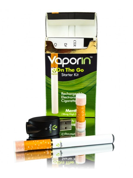 On-The-Go Starter Kit Menthol (High)