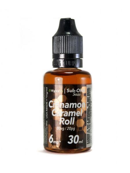 Cinnamon Caramel Roll eLiquid SOS