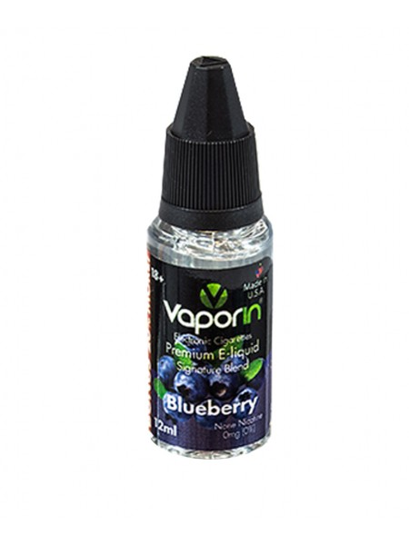 Blueberry E-liquid - 12ml