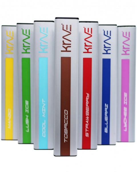Disposable eCig Sticks 5% SALT NIC