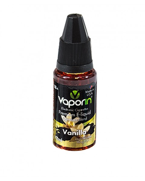 Vanilla E-liquid - 12ml